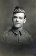 A055 Unnamed soldier, Scottish regiment