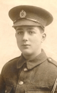A065 Unnamed soldier, Royal Engineers