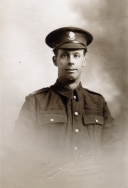 A383 Unnamed soldier, Artists Rifles.