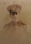 A402 2nd Lieutenant Phillip Owen, 5th Battalion, King's Shropshire Light Infantry. Courtesy of Daisy.