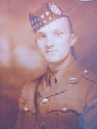 A406 2nd Lieutenant H. Barnes, Gordon Highlanders, killed 25 September 1915. Courtesy of Paul Hughes.