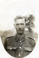 A041 Unnamed soldier, France