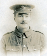 A048 G. Mountford, Royal Field Artillery, 1916, Walthamstow studio