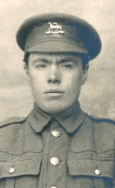 A057 Unnamed soldier, The Queen's (Royal West Surrey Regiment), France