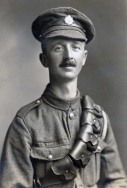 A068 Unnamed soldier, Army Service Corps