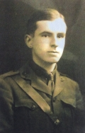 A413 Captain W. E. G. Walker, Foncquevillers. Courtesy of Paul Hughes.
