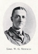 A411 Lieutenant WG Newman 13th Hussars, Mesopotamia,November 1918. Courtesy of Jeremy Newman.