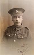 A432 J. Childs, Royal Berkshire Regiment. Courtesy of Paul Hughes.