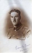 A431 Syd Ellis, territorial battalion. Courtesy of Paul Hughes.