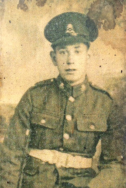 A408 William Bowler, 5th Battalion, North Staffordshire Regiment. killed 13 October 1915. Courtesy of Paul Hughes.