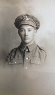 A389 Unnamed soldier, Lancashire Fusiliers. Courtesy of Paul Hughes.