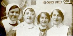 W057 Nursing staff, Moor Park Hospital, Preston.
