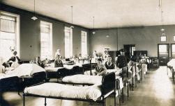 W038 First Eastern Hospital, Cambridge, 1917