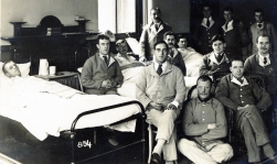 WO99 Wounded group