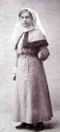 WO84 Staff Nurse Nellie Spindler, KIA 21 August, 1917