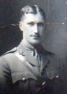 A546 2nd Lieutenant Daniel Whelton died 29 April, 1916 aged 25 at Hulluch courtesy of Pat