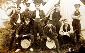 G612 B Company 7th Battalion, King's Liverpool Regiment, courtesy of Angela Collinson