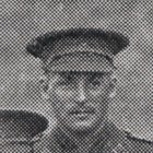 A592 Patrick M Murray, Sherwood Forsters, killed 1914, courtesy of Andrew